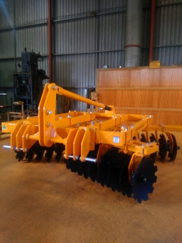 Multi Hitch Linkage Tandem Plough